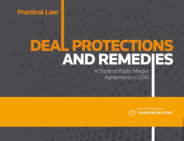 Deal Protections